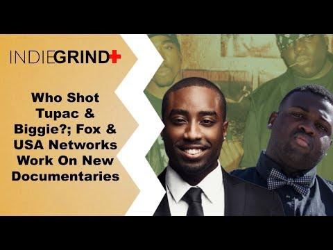 Who Shot Tupac & Biggie?; Fox & USA Networks Work On New Documentaries