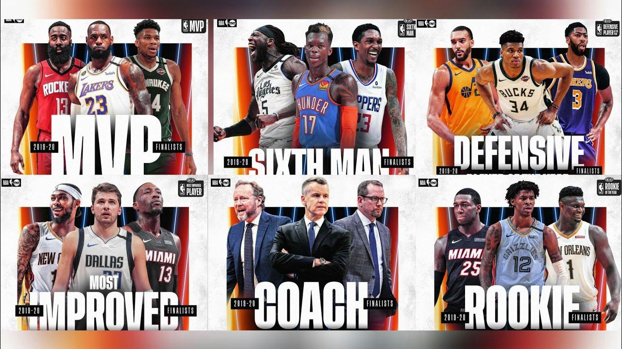 2020 NBA AWARDS FINALIST (Debate Continues...) #KiaAwards #NBA2k20