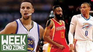 Why NBA Players HATE Steph Curry, Should James Harden & Russell Westbrook Be Co-MVP? -WeekEnd Zone