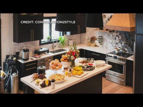 DIY Blogger Shows Us A Kitchen Remodel