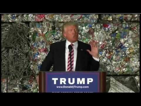 Donald Trump Trade Policy FULL Speech Monessen Pa 6/28/16