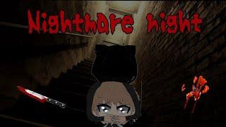 """Nightmare night"" 😈❤️[HORROR MINI MOVIE ITA] ¡ORIGINAL¡"