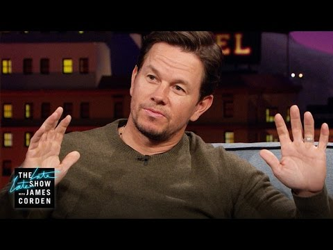 The First Time James & Mark Wahlberg Met
