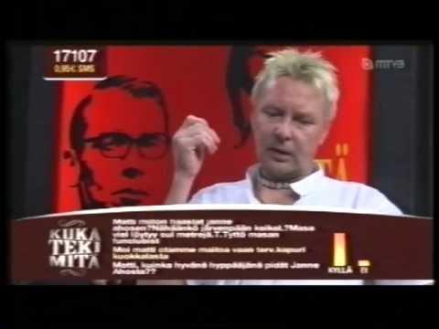 Matti Nykänen Söi