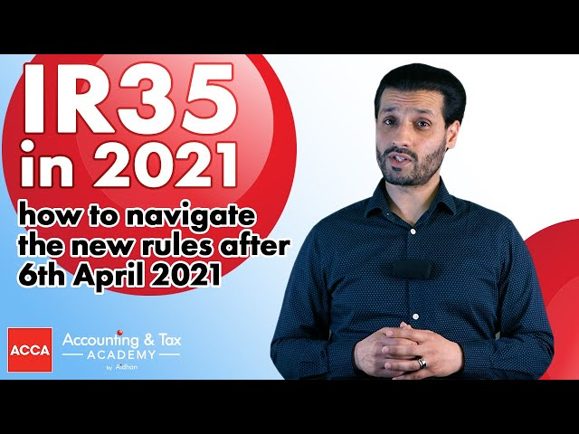IR35 Update for 2021 - How To Navigate Through It