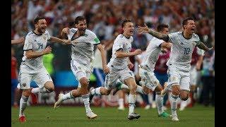 Российские футболисты героически пробились в четвертьфинал ЧМ 2018 Подмосковье 2018 г