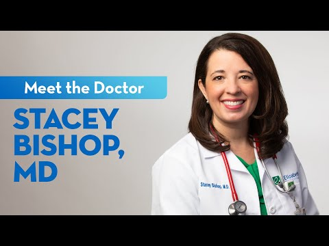 Meet Dr. Stacey Bishop — Primary Care Physician At St. Elizabeth