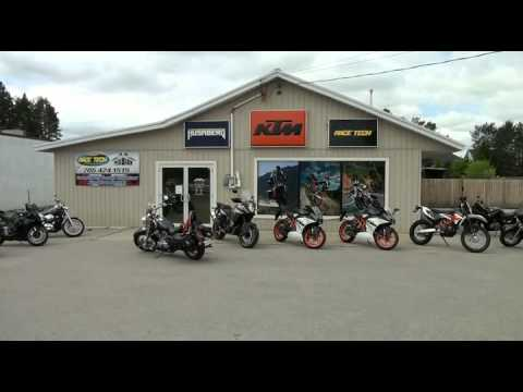 Mission Cycle KTM Angus Ontario Canada
