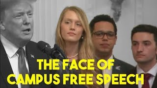 The Heartfelt Stories Of The Students At The Campus Free Speech Signing Today