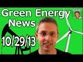 Green Energy News Accord Hybrid, Robot Soldiers, Solar Jobs