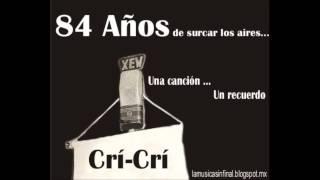 XEW- LOS RATONES BOMBEROS- CRI  CRI-1936