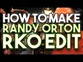 How To: Make Randy Orton Rko Edit In Sony Vegas Pro 11, 12 & 13 video
