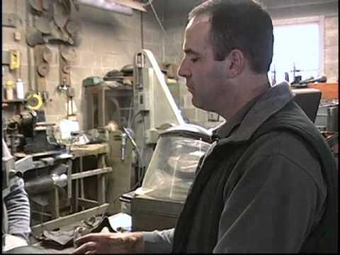 Boat Propeller Repair Part 1
