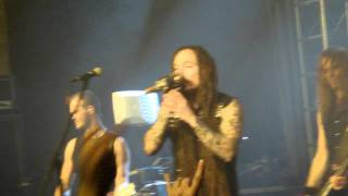 AMORPHIS - Silver Bride. Live in Moscow 22.10.2011