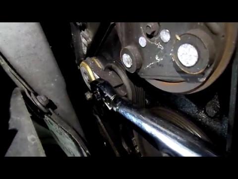 Ford Escape/Mazda Tribute Serpentine Belt Replacement - YouTube