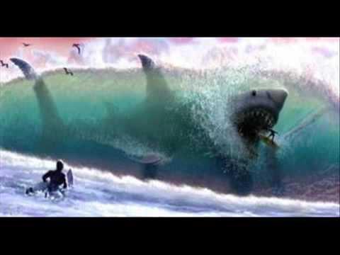 The Megalodon [Still Alive?] - YouTube
