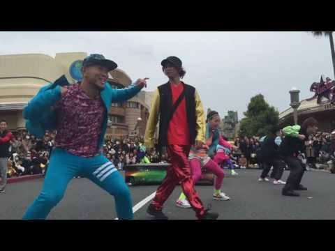 BJFAN-エクストリーム・ダンス・モブ(2016/03/13)-USJ