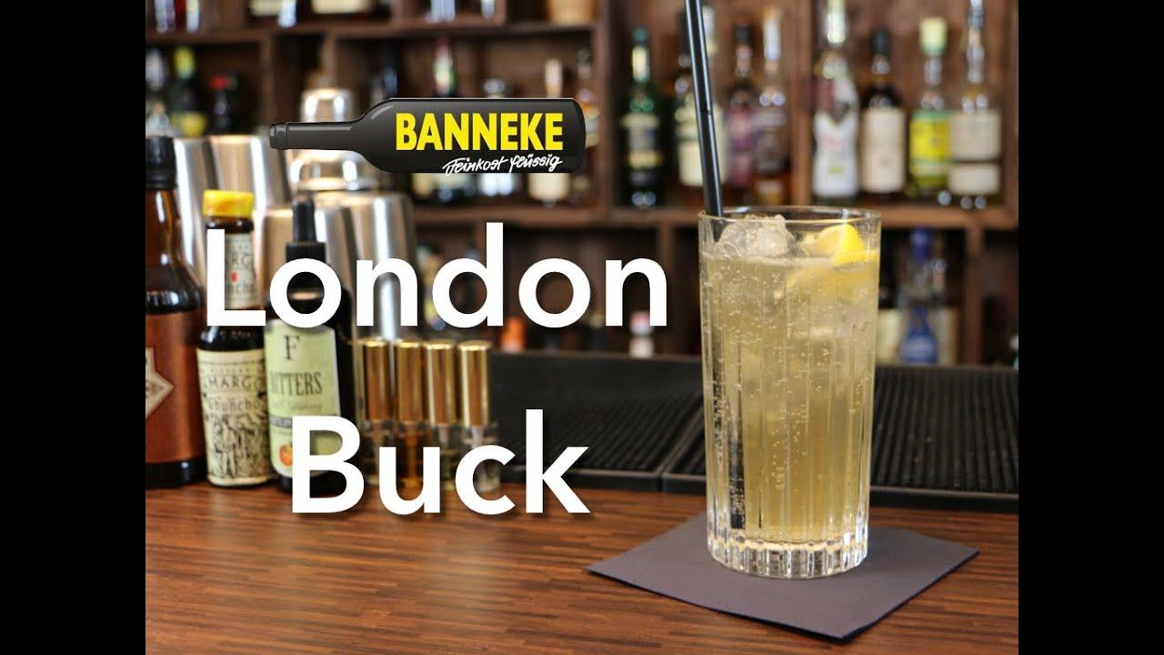 Wunderschön Longdrink Rezepte Das Beste Von London Buck - Gin Selber Mixen -