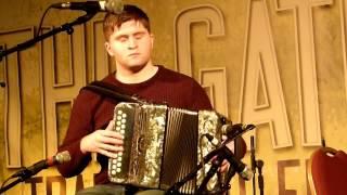 Bryan O'Leary - Accordion. Colm Guilfoyle - Flute. Michael O'Connor - Guitar. Killarney. 21.02.16