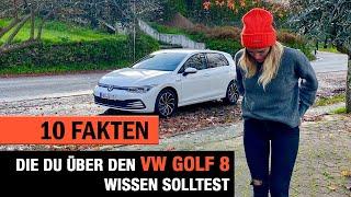10 Fakten ❗ Die DU über den (2020) VW Golf 8 wissen solltest! Infos |Review |Details |Der-Autotester