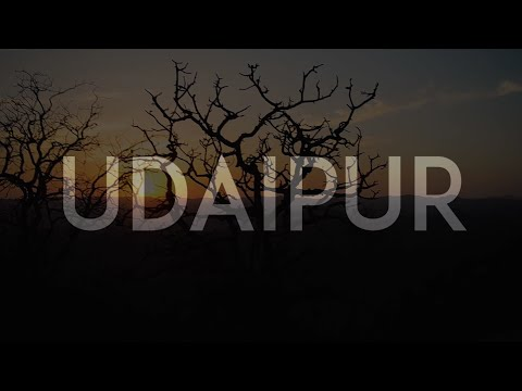 UDAIPUR - The City Of Lakes | Rajasthan | After Movie | Travel | Cinematic | IN THE END- LINKIN PARK