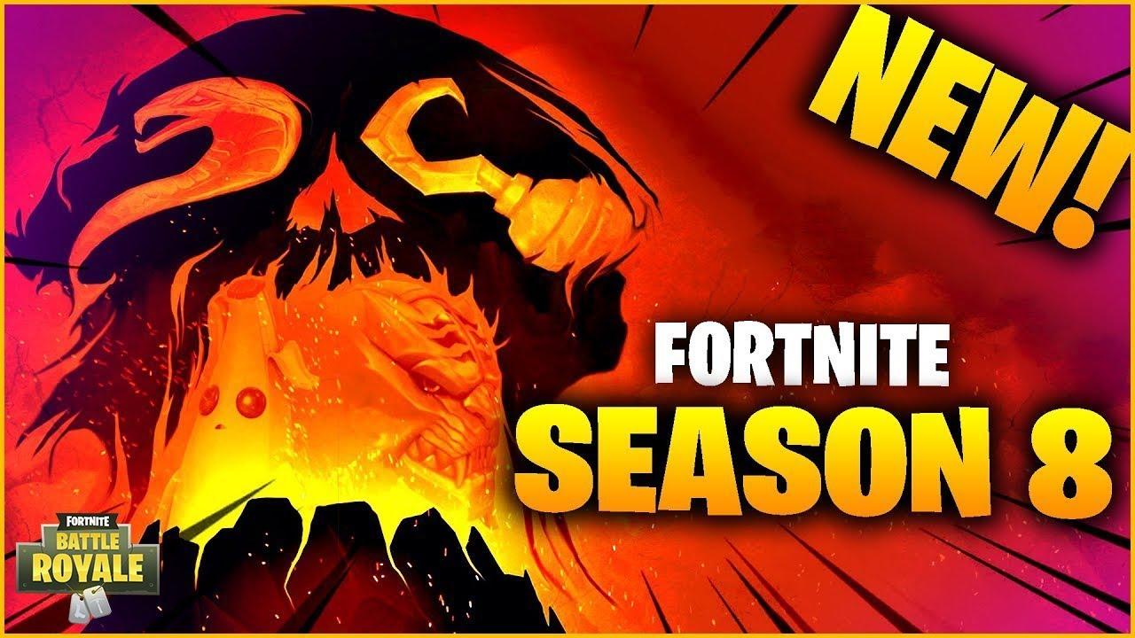 Fortnite Season 8 Theme Revealed Banana Teaser 4 Fortnite Battle