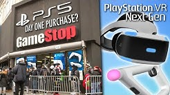 Should You Buy A PS5 Day 1? The Pros and Cons   PSVR2 on PS5 Could Be A Huge Leap