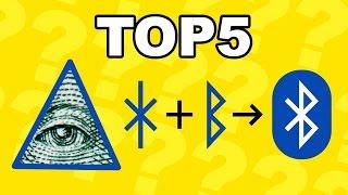 TOP 5 Významů známých symbolů