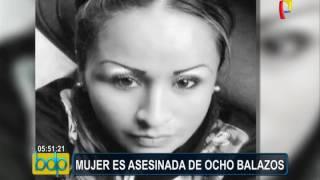 Baixar Chincha: madre de familia es asesinada de 8 balazos en la puerta de su casa