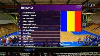 [Feminin] Ungaria vs. Romania (amical 2) 14.06.2014 Full Game