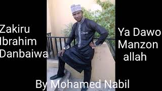Download lagu Zakiru Ibrahim Danbaiwa ya dawo Manzon allah
