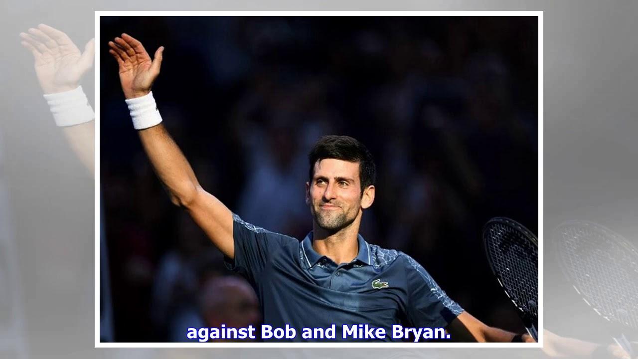Novak Djokovic Passes His Idol and Sets a New Target: Roger Federer