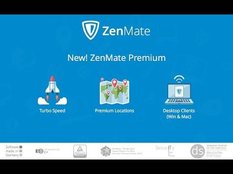 zenmate premium gratis