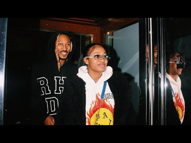 Watch: Dess Dior and Future Rent Out Movies for the Night