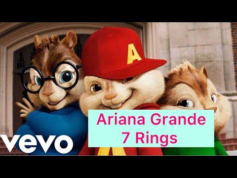 Ariana Grande - 7 Rings  chipmunk