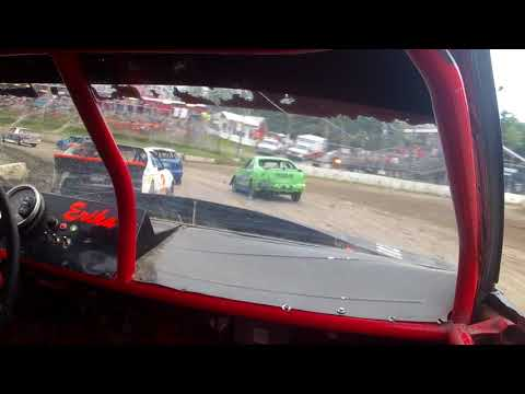 Hannon racing bear ridge 8/12/17 4 cyl heat race