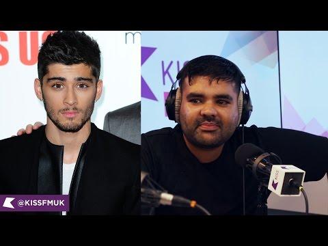 Naughty Boy Comes Clean Over Zayn Malik Drama