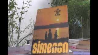 Des débuts de livres # 16 - Le coup de lune Simenon lu par Protche - 4 nov 2013