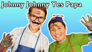 Johnny Johnny Yes Papa and More | BACK TO SCHOOL PRANKS | Baby Songs from Mother Goose Club!