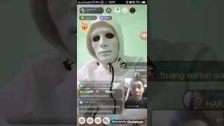 BIGO LIVE- ACAP S DIBULI CAPTAIN JACK