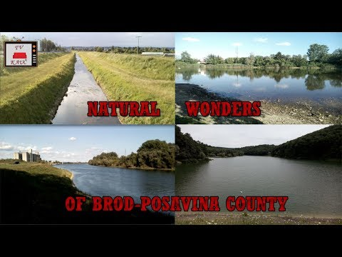 Natural wonders of Brod-Posavina county : 3. Lake Petnja [ ENG SUBBED ]