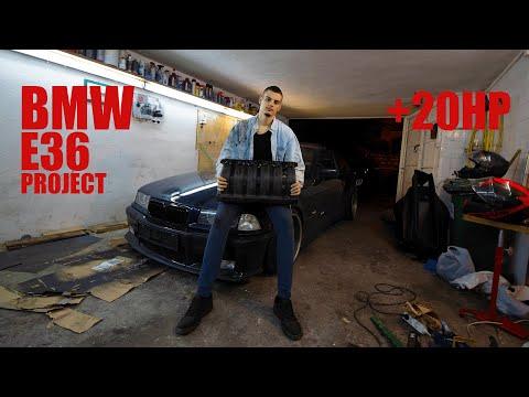 Kako Dodat 20HP Na BMW E36 Za Samo 100€ | M50 SWAP |