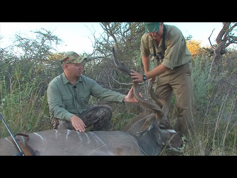 Plains Game Safari In Namibia