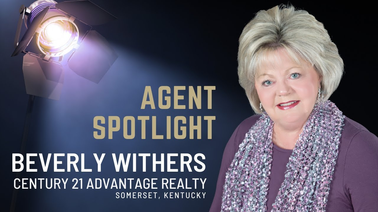 Agent Spotlight Beverly Withers Somerset, Kentucky