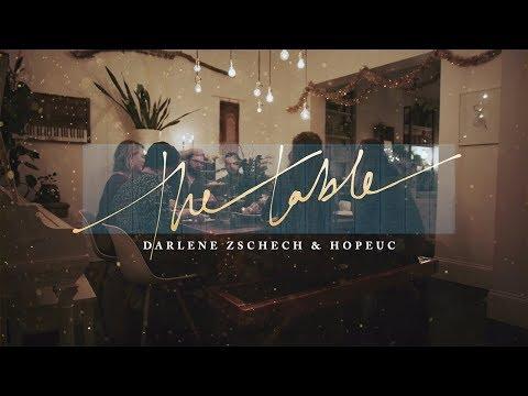 Darlene Zschech & HopeUC - The Table (Official Lyric Video)