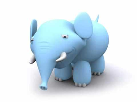 Funny 3d animals youtube funny 3d animals voltagebd Images