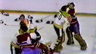 Gambar cover Canadiens vs Bruins brawl Nov 8, 1970
