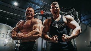 Joe Wachs vs Marc Lobliner 1000 Rep Arm Challenge COMING SOON