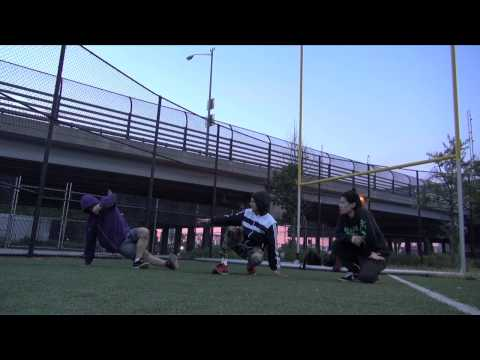 2015 05 20 TBB Mecca Training @ Harlem River Park