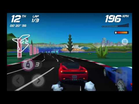 Horizon Chase - World Tour: Gameplay - AUSTRALIA : SYDNEY - Final Race + Credit + 100% Complete -